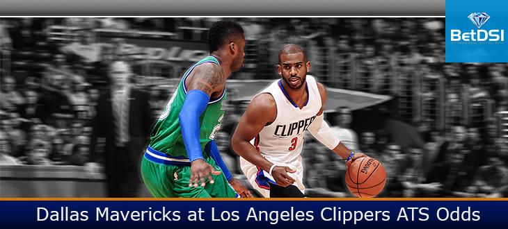 Dallas Mavericks At Los Angeles Clippers Ats Odds Betdsi