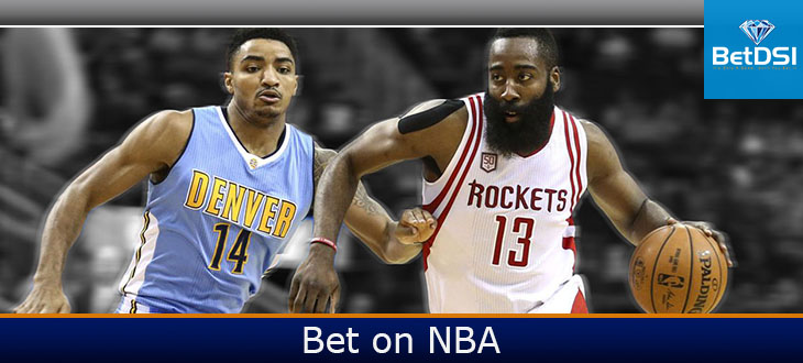 Denver Nuggets at Houston Rockets ATS Odds | BetDSI
