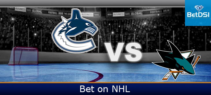 San Jose Sharks vs. Vancouver Canucks Game Preview
