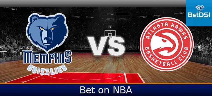 Atlanta Hawks vs. Memphis Grizzlies Betting Odds