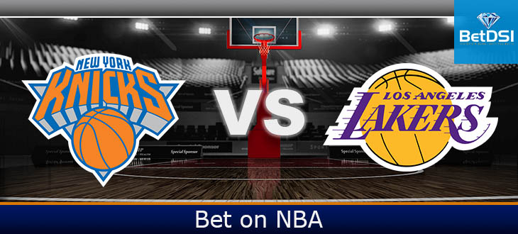 Bet on lakers vs knicks odds sports betting in maine