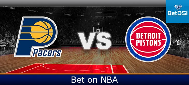 Detroit Pistons at Indiana Pacers ATS Odds