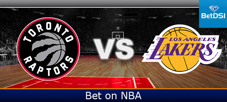 Lakers Vs Raptors Detail: Los Angeles Lakers At Toronto Raptors ATS Odds