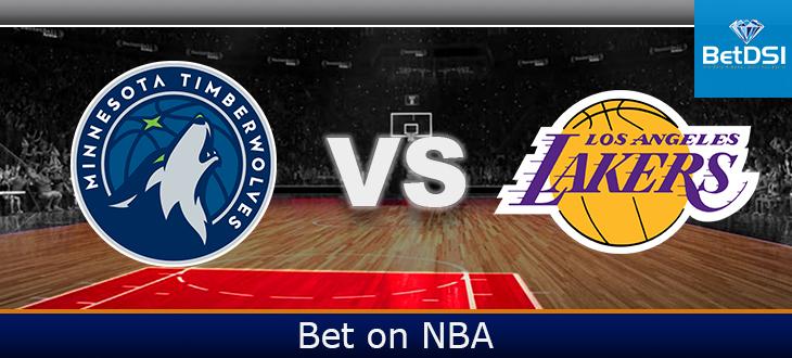 Los Angeles Lakers vs. Minnesota Timberwolves ATS Odds ...
