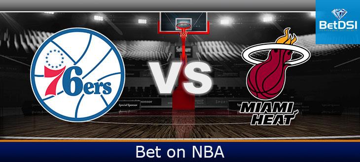 Miami Heat at Philadelphia 76ers ATS Odds | BetDSI