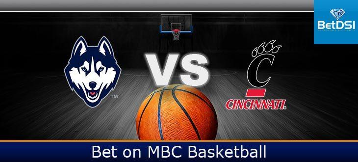 Connecticut Huskies vs. Cincinnati Bearcats ATS Odds