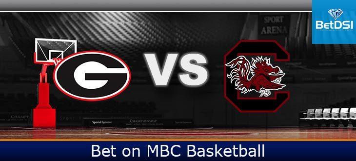 Georgia Bulldogs at South Carolina Gamecocks ATS Odds
