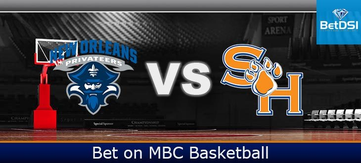 New Orleans Privateers at Sam Houston State Bearkats Betting Odds