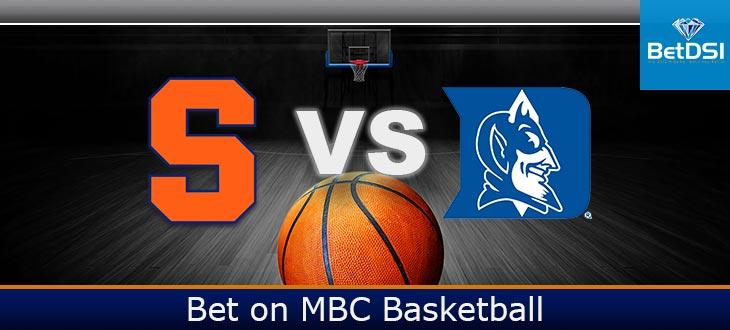 Syracuse Orange Vs Duke Blue Devils Ats Odds Betdsi