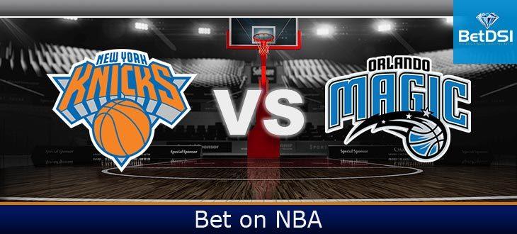 New York Knicks at Orlando Magic Betting Odds