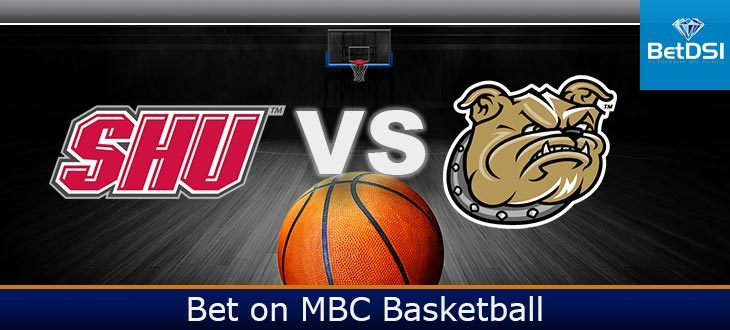 Sacred Heart Pioneers at Bryant Bulldogs Betting Odds