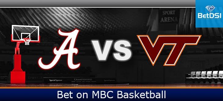 Alabama vs va tech betting line ajax vs cambuur betting expert football