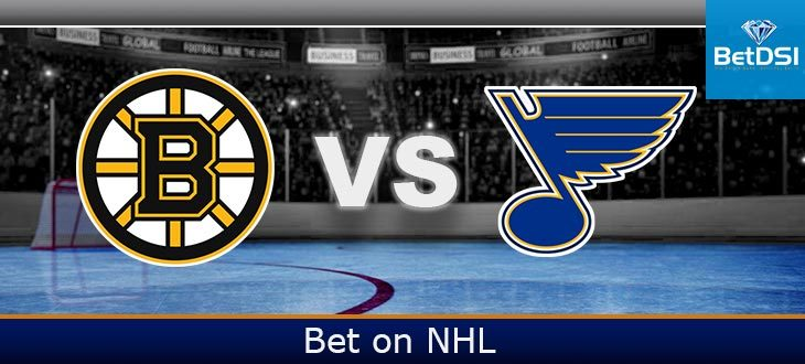 Boston Bruins at St. Louis Blues Matchup Preview