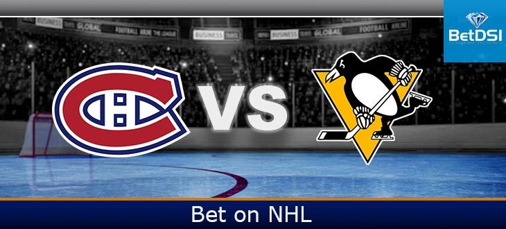 Montreal Canadiens at Pittsburgh Penguins Matchup