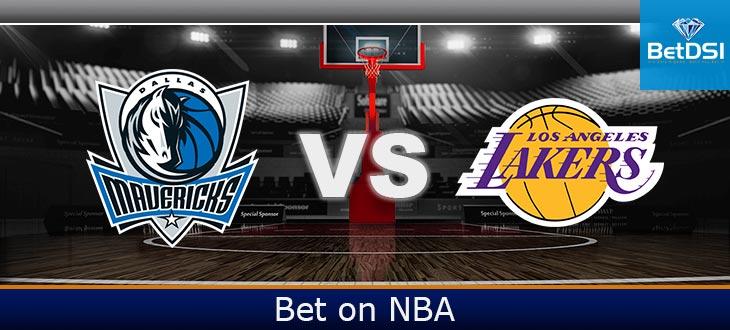 Dallas Mavericks At Los Angeles Lakers Betting Prediction