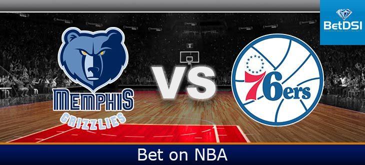Memphis Grizzlies at Philadelphia 76ers Betting Prediction
