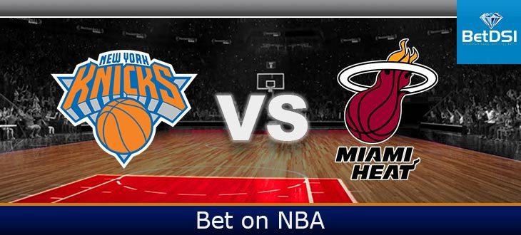 New York Knicks at Miami Heat ATS Prediction
