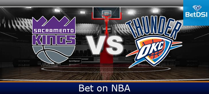 new arrival a3126 50c14 Sacramento Kings vs. Oklahoma City Thunder ATS Odds