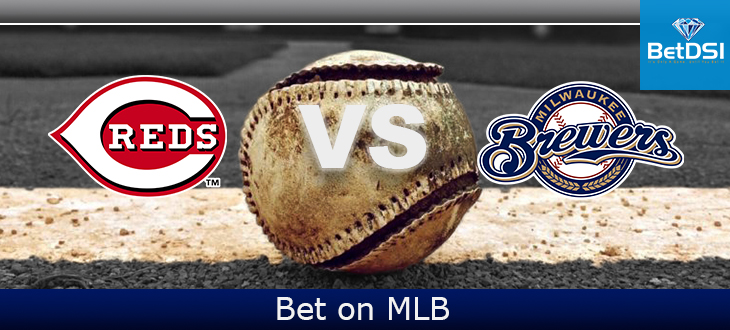Image result for Milwaukee Brewers vs Cincinnati Reds MLB pic