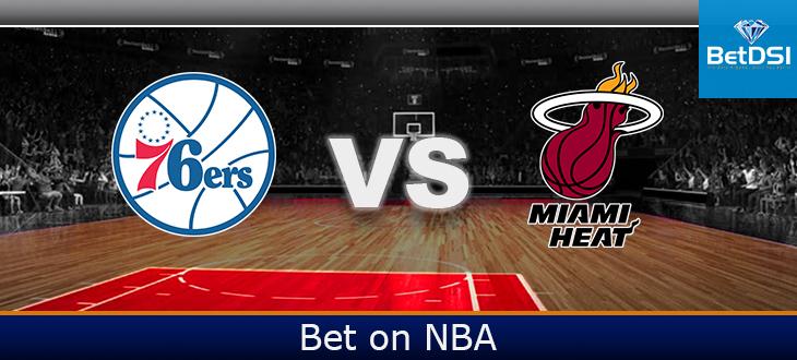 Philadelphia 76ers at Miami Heat Betting Prediction   BetDSI