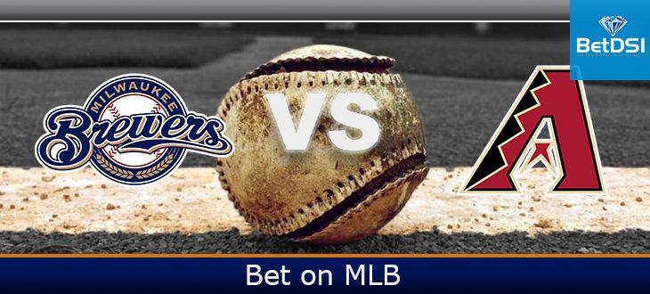 Arizona Diamondbacks vs. Milwaukee Brewers Betting Preview