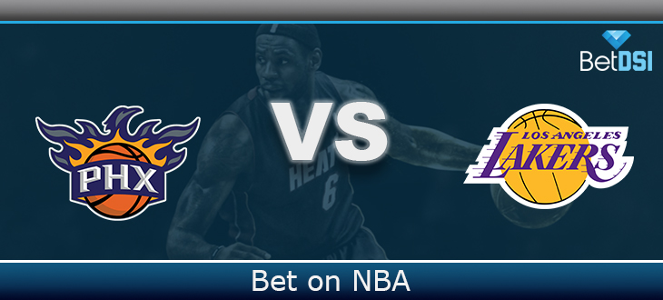 664218b8cbc Los Angeles Lakers vs. Phoenix Suns Betting Prediction