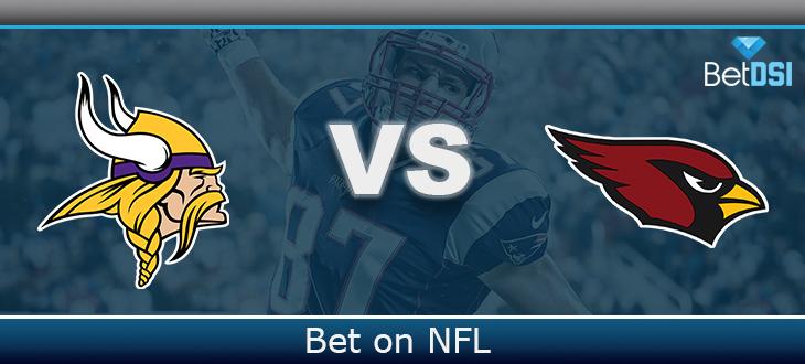 a293dd28 Arizona Cardinals at Minnesota Vikings: Free Week 6 Betting ...