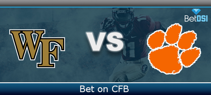 Clemson Tigers At Wake Forest Demon Deacons 10 6 2018