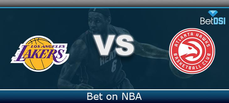 Atlanta Hawks Vs Los Angeles Lakers Ats Prediction Betdsi