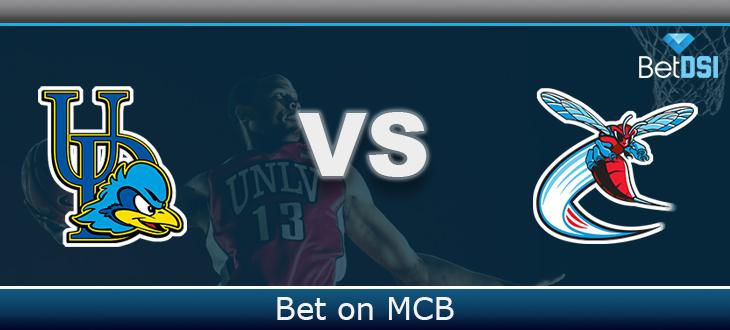 on sale d07c8 9f8eb Delaware State Hornets vs. Delaware Fightin' Blue Hens Free ...