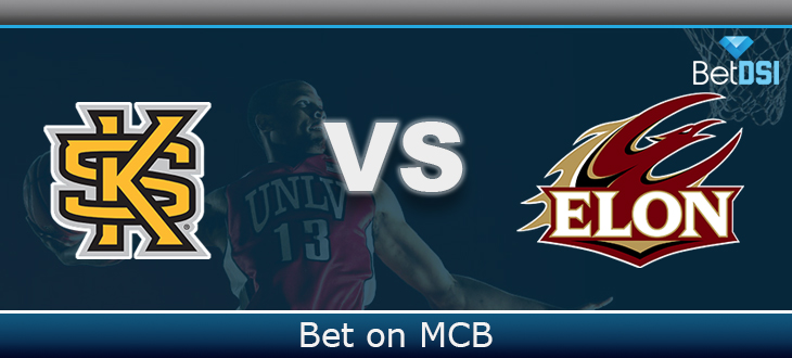 timeless design ee126 bf10e Elon Phoenix vs. Kennesaw State Owls Free Prediction | BetDSI