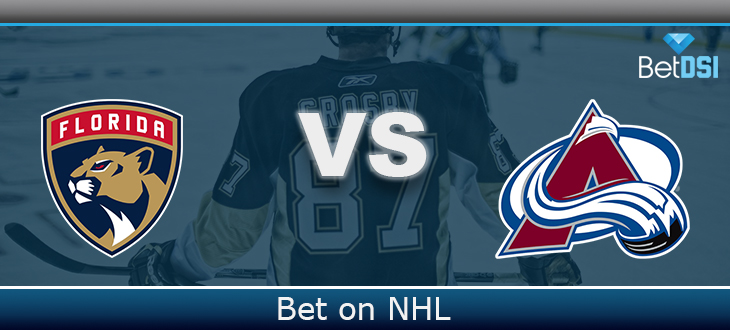 newest 7b854 97487 Colorado Avalanche vs. Florida Panthers Matchup Preview | BetDSI