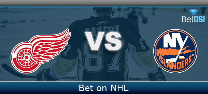 821f4e69f0b Detroit Red Wings vs. New York Islanders Matchup Preview