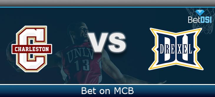 online store d1c66 831ee Drexel Dragons vs. Charleston Cougars Betting Prediction 01 ...