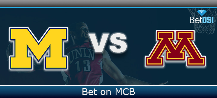 Minnesota Golden Gophers at Michigan Wolverines Betting