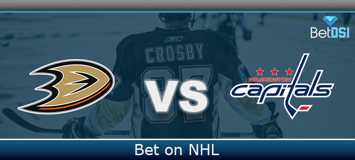 Washington Capitals vs. Anaheim Ducks Betting Preview 2 17 19  a2cfdcebace3
