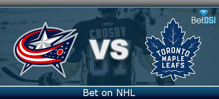 Columbus Blue Jackets At Toronto Maple Leafs Matchup Preview 10 21 19 Betdsi