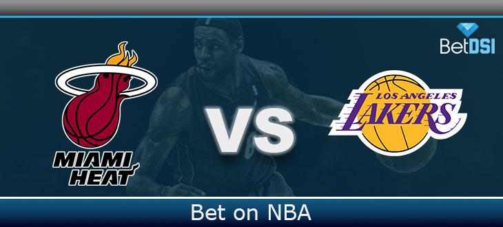 Miami Heat At Los Angeles Lakers Free Prediction 11 08 19 Betdsi