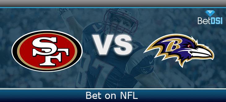 San francisco 49ers vs baltimore ravens betting immobilien 54646 bettingen germany