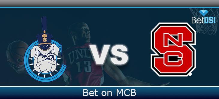 Nc state vs citadel betting line ncaa sweet sixteen betting odds
